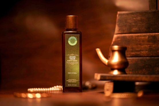 Buy Kerala Ayurveda Lakshadi Ayurvedic Baby Massage Oil 200ml