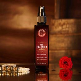 Buy Kerala Ayurveda Pure Rose Water (100% Natural, Steam Distilled)