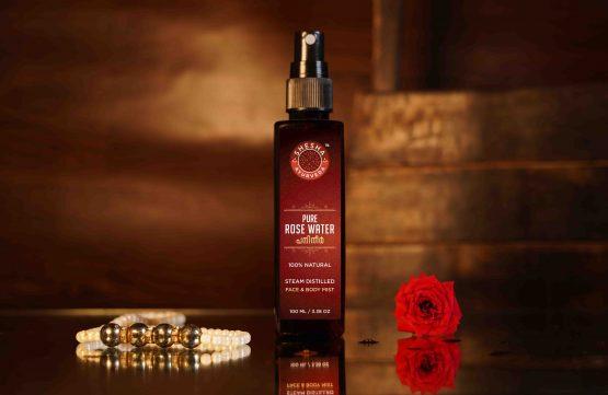 Buy Kerala Ayurveda Pure Rose Water (100% Natural, Steam Distilled)