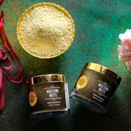 Shesha Naturals Multani Mitti Face Pack