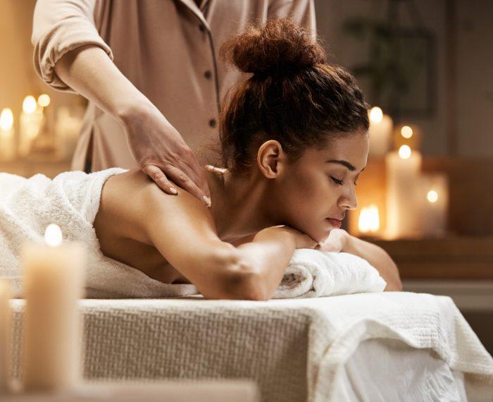 Traditional Ayurvedic Massage for Balancing Doshas